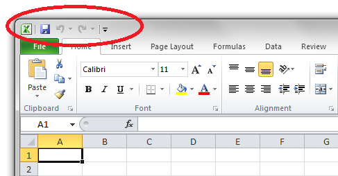Make Custom Excel Keyboard Shortcuts with Quick Access Toolbar ...