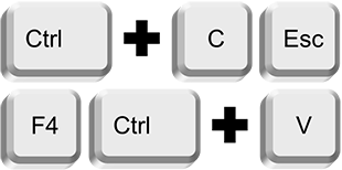 Keyboard Shortcuts [Image]