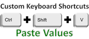 Make Your Own Custom Keyboard Shortcuts Using Macros - Excel