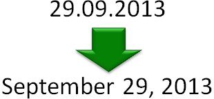 Decimal Date Lead