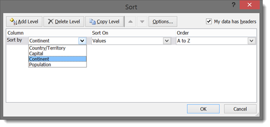 Calculate Percentile and Conditional Ranking in Excel Using SUMPRODUCT